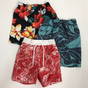 Other - Various Boys Swim Trunks - 2T/3T